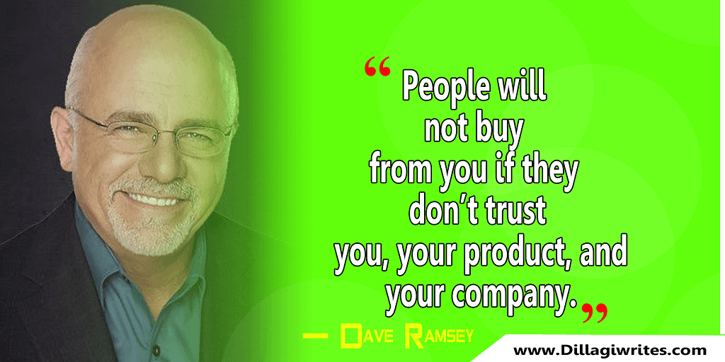 dave ramsey budget quotes