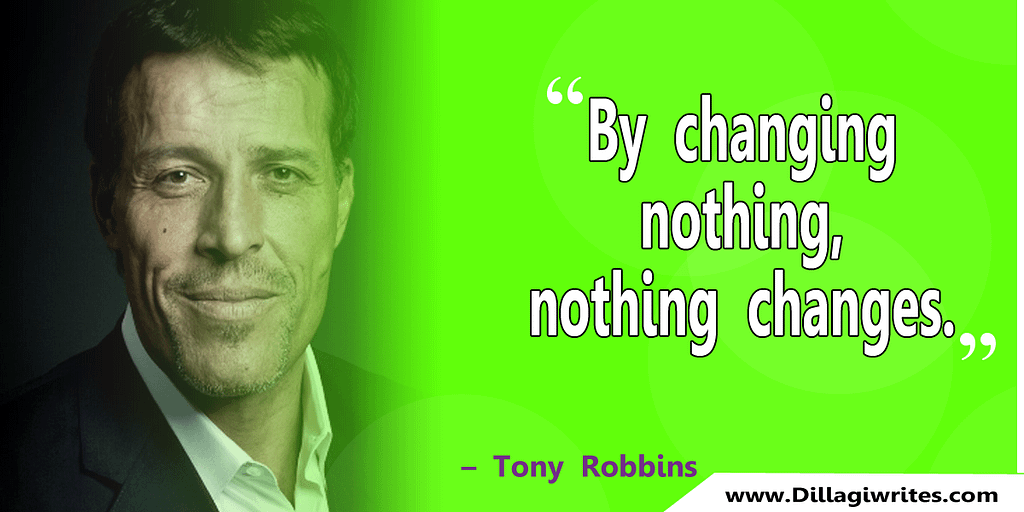 tony robbins change your state quote