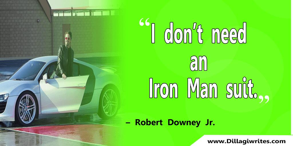 robert downey jr funny quotes