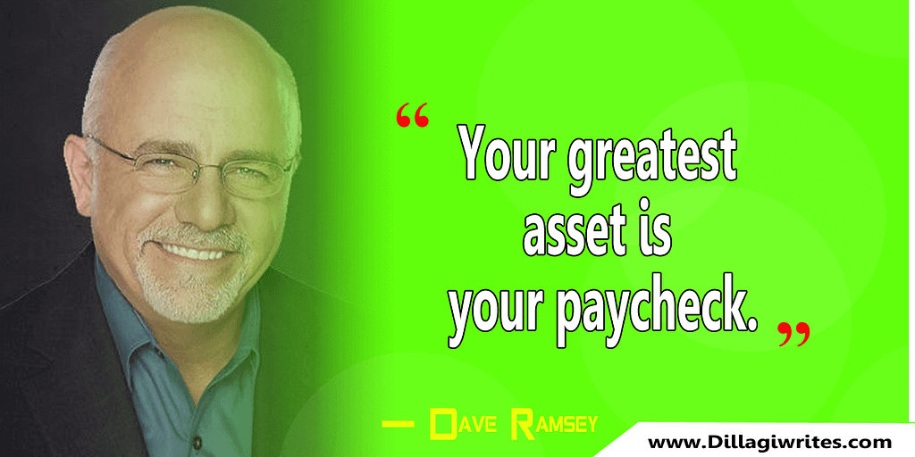 best dave ramsey quotes