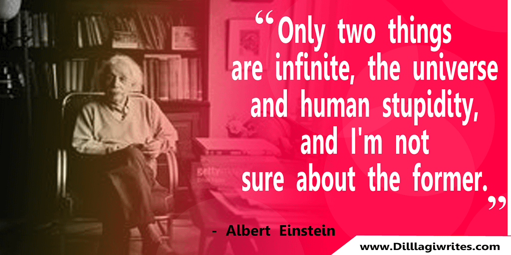perception quotes albert einstein