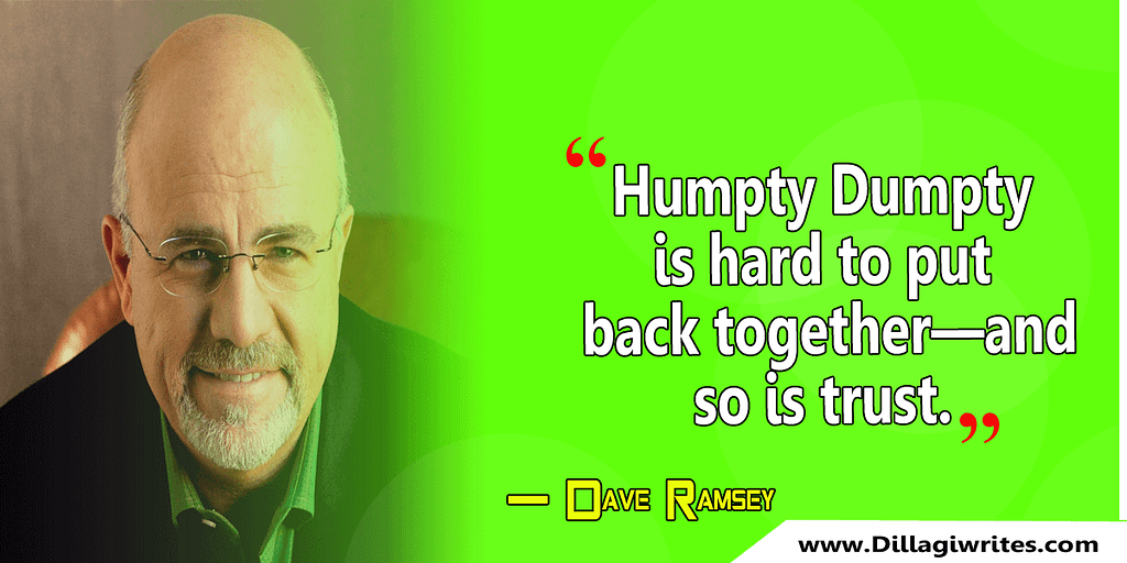 budget quotes dave ramsey