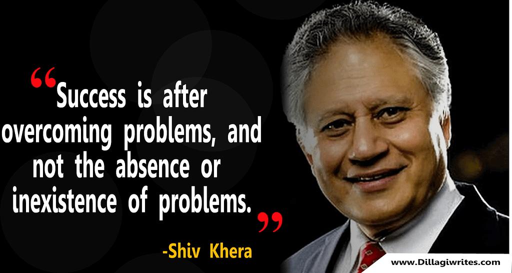 shiv khera quotes in marathi