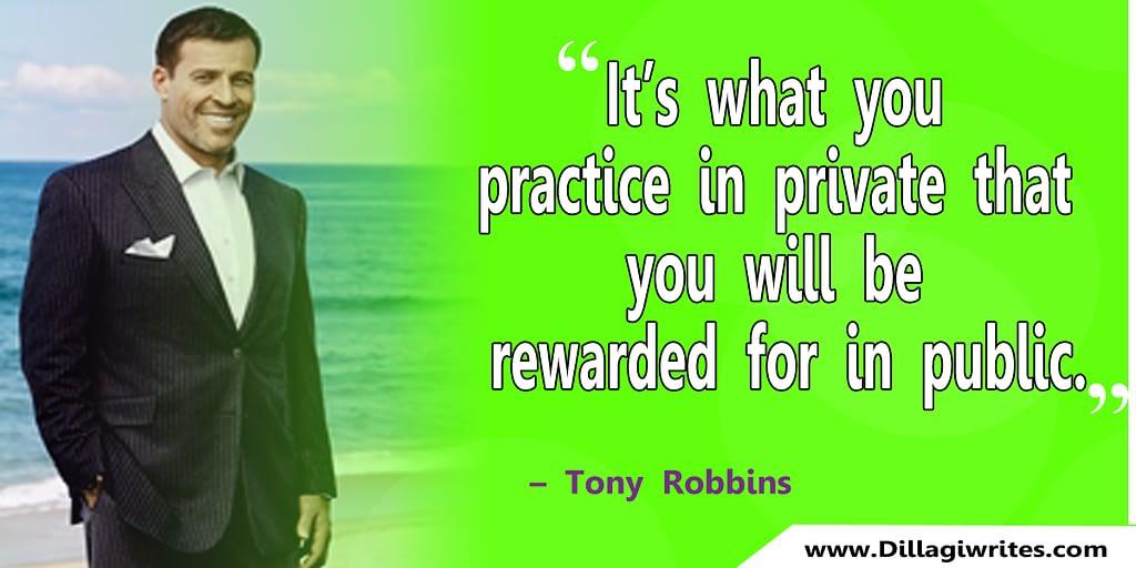 tony robbins quotes on change
