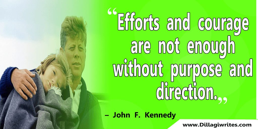 john f kennedy quotes moon