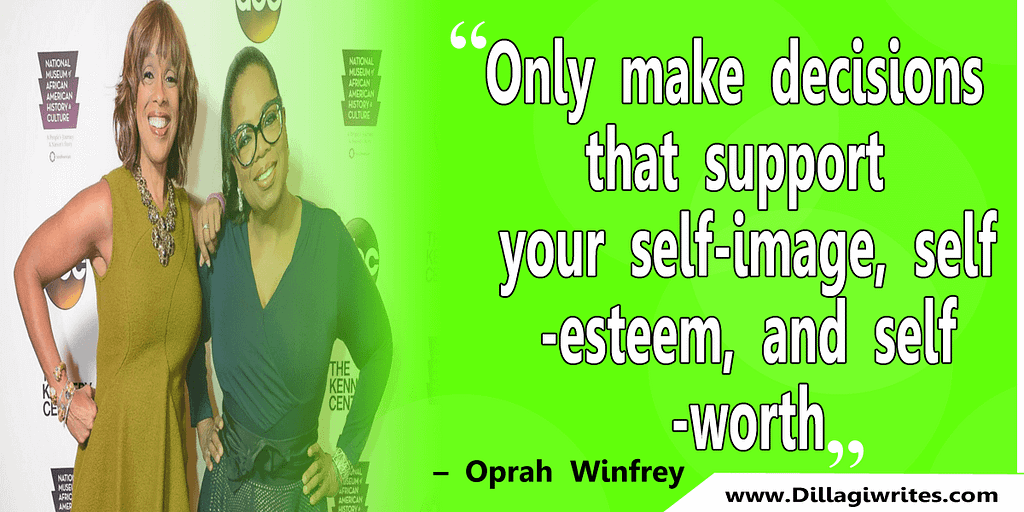oprah winfrey quotes about giving