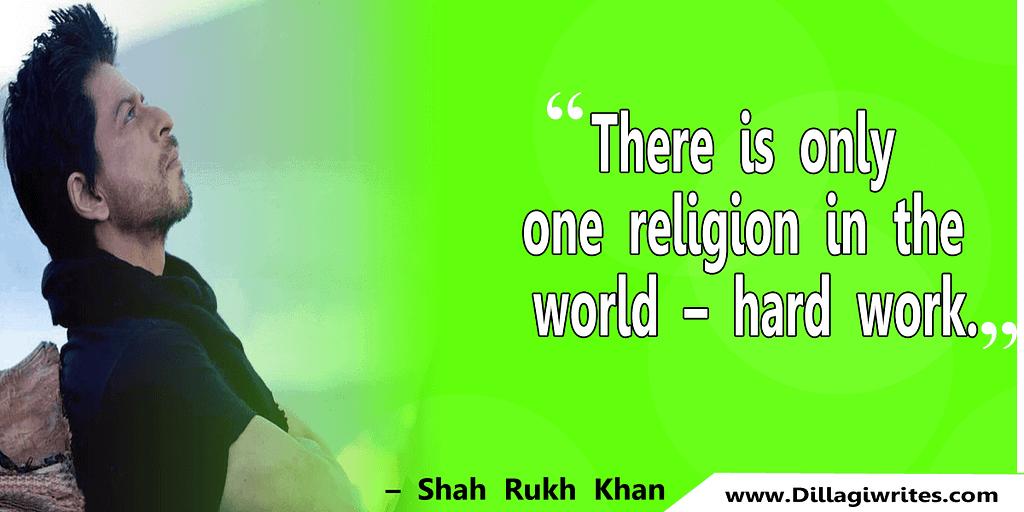 shahrukh khan quotes 29 Shahrukh Khan Quotes and Dialogues  King Khan