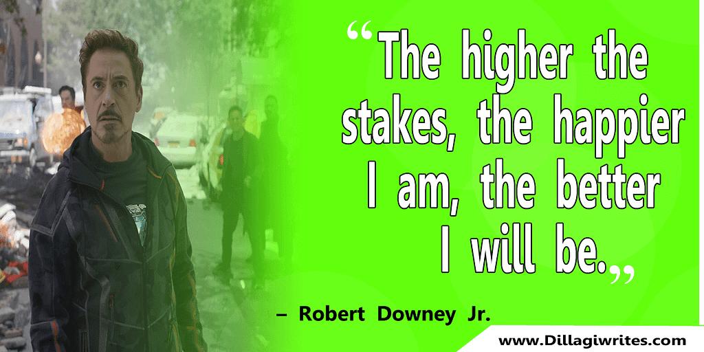 downey jr quotes