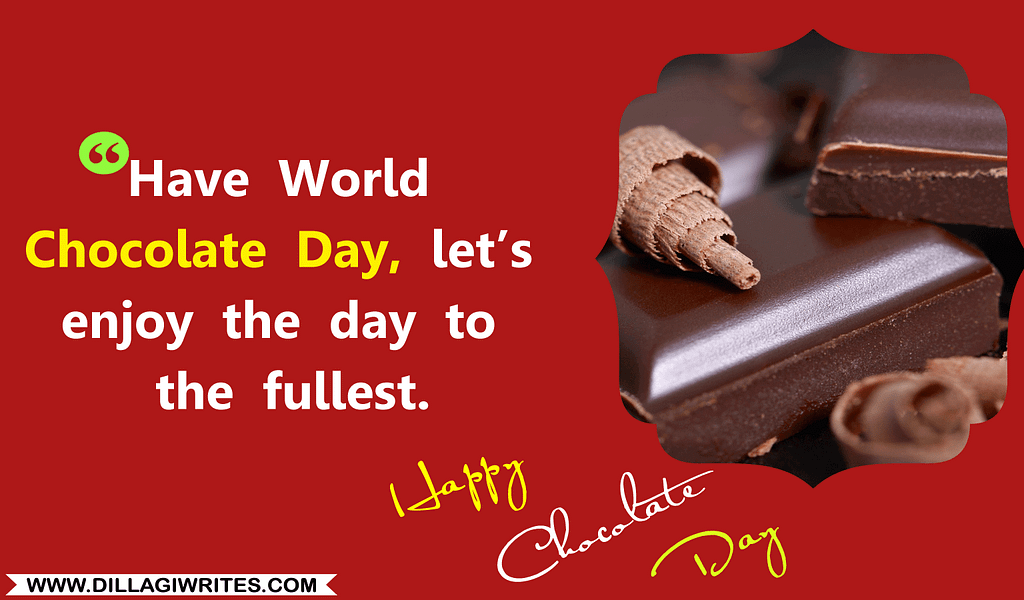 happy chocolate day 2021 date