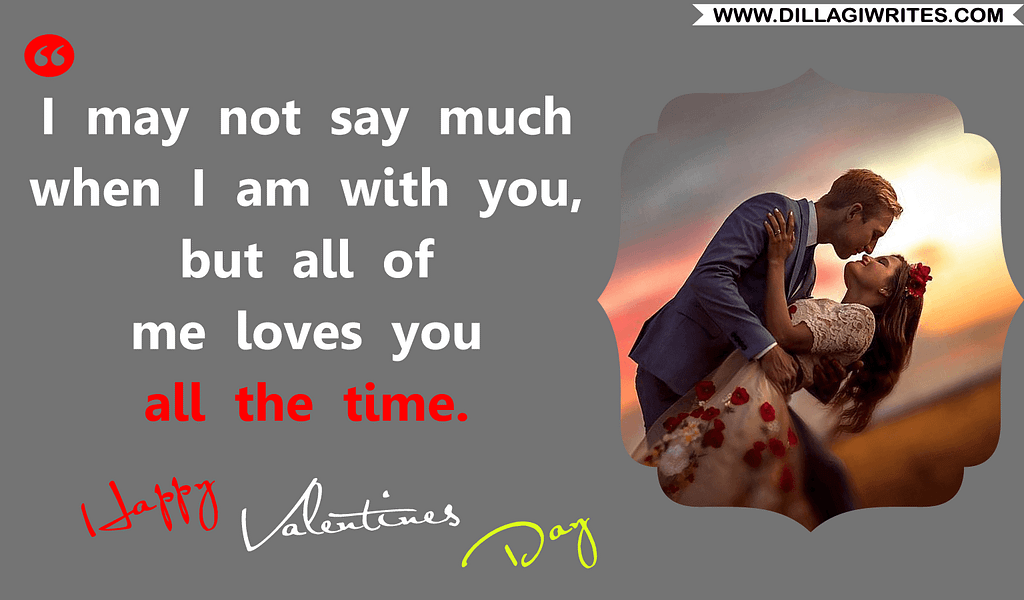 valentine day quotes for him