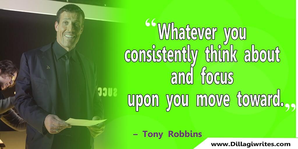 motivational speaker tony robbins quotes