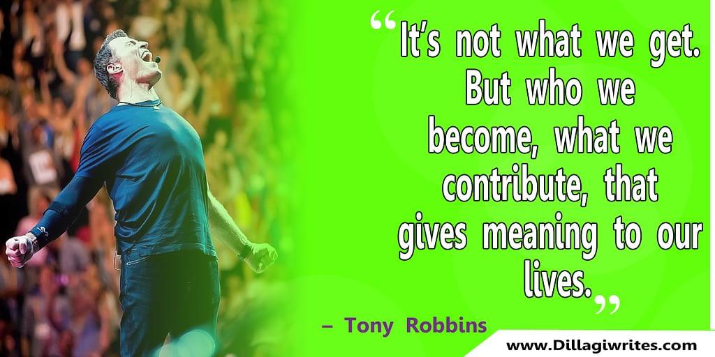 tony robbins motivational quotes
