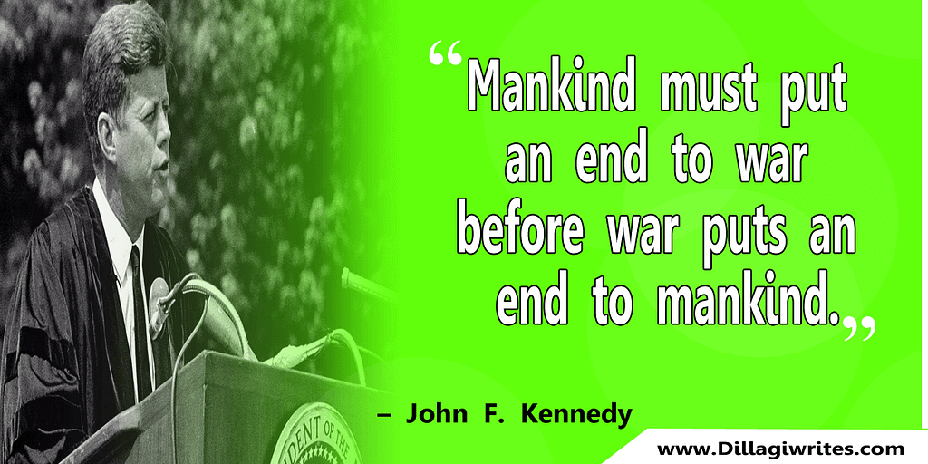 john f kennedy quotes on socialism