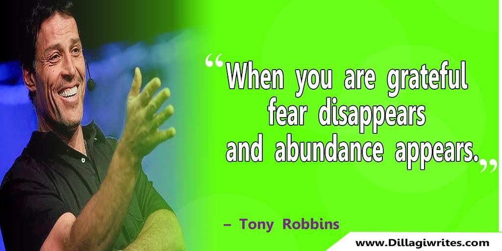 tony robbins famous quotes