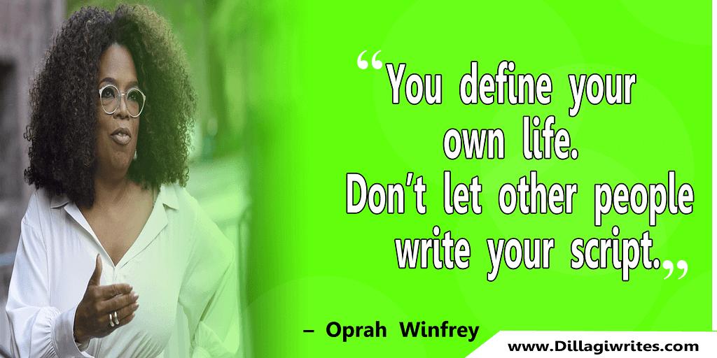 oprah winfrey quotes on woman