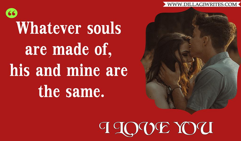valentine's day movie quotes