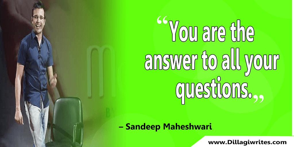 sandeep 17 Sandeep Maheshwari Quotes|That Will Motivate You