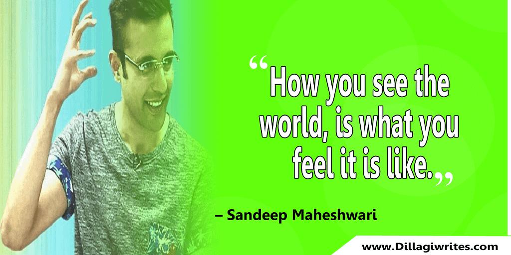 sandeep 15 Sandeep Maheshwari Quotes|That Will Motivate You