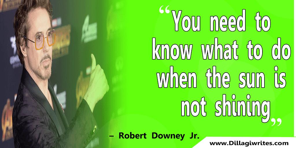 robert downey jr famous quotes