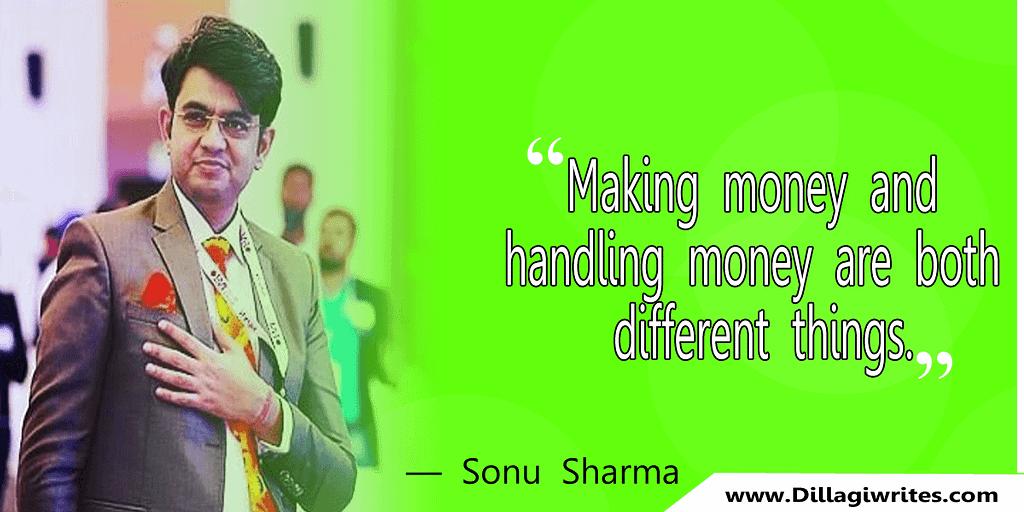 sonu sharma quotes in urdu