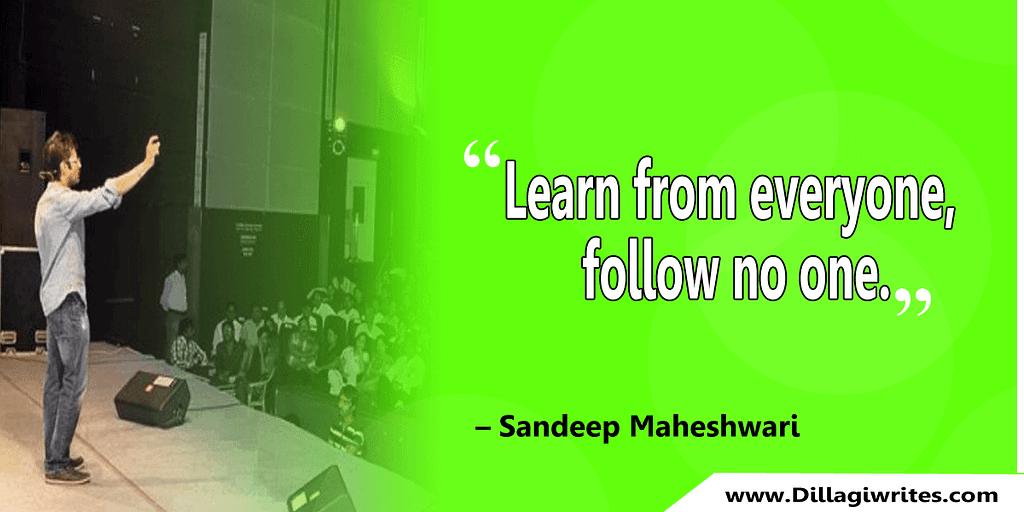 sandeep 20 Sandeep Maheshwari Quotes|That Will Motivate You