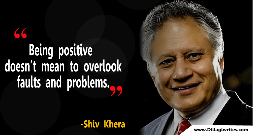 positive thoughts by shiv khera