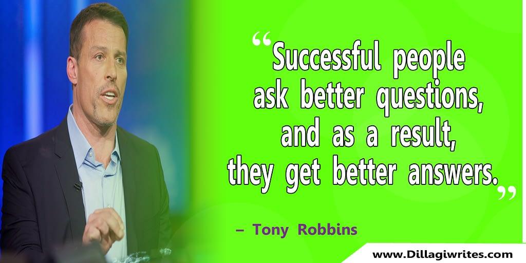 tony robbins leadership quotes