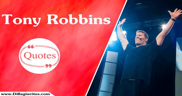 tony Tony Robbins Quotes|That will make you aware