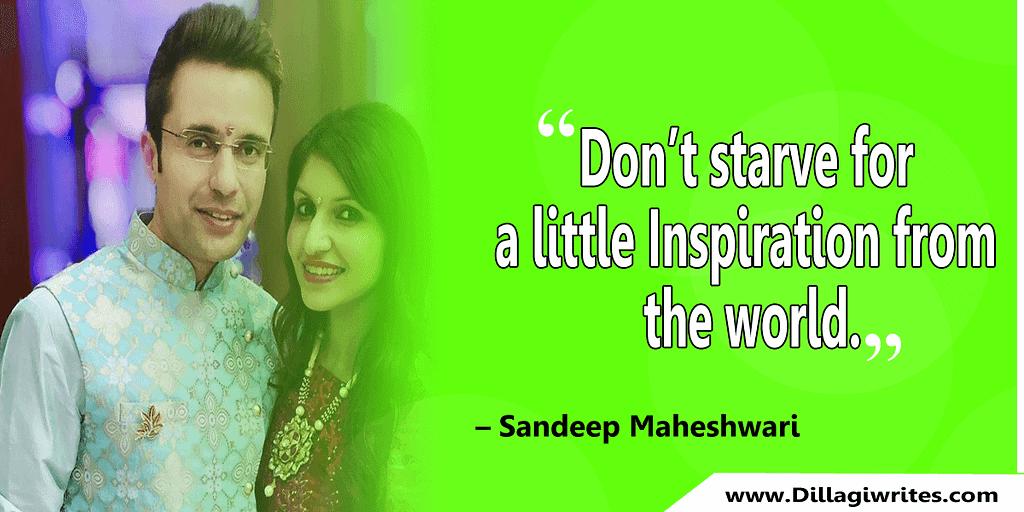 sandeep 3 Sandeep Maheshwari Quotes|That Will Motivate You