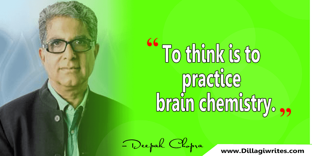 deepak chopra quotes on happiness