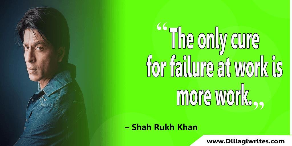shahrukh khan quotes 22 Shahrukh Khan Quotes and Dialogues  King Khan
