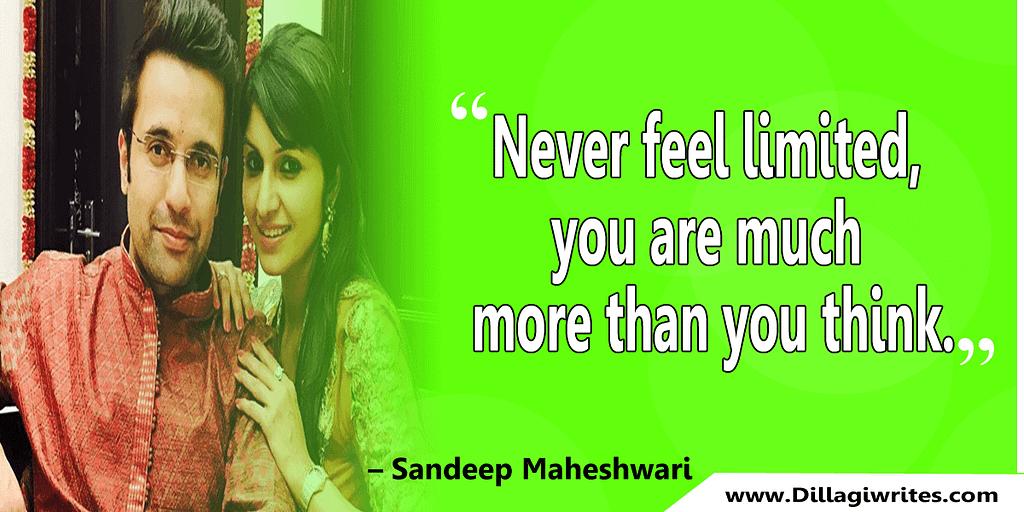 sandeep 12 Sandeep Maheshwari Quotes|That Will Motivate You
