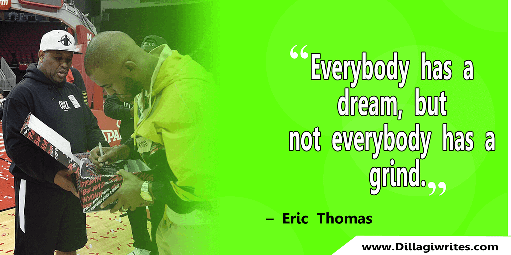 dr eric thomas