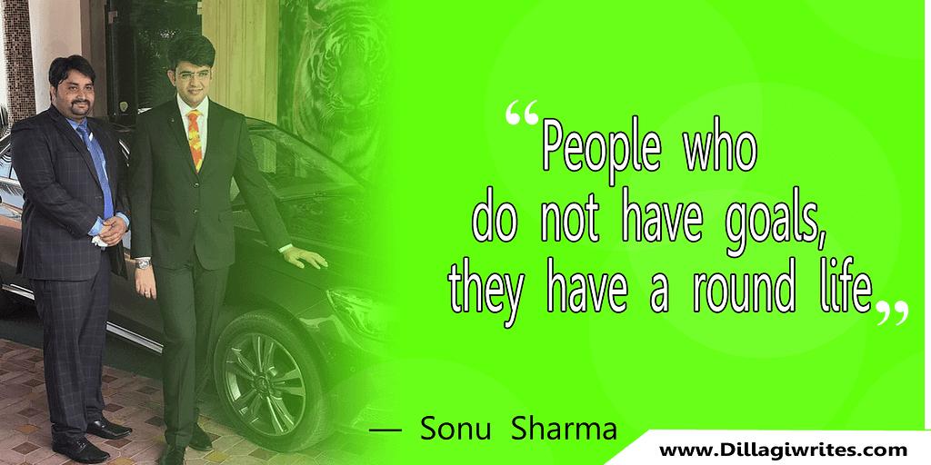 sonu sharma motivational story in hindi